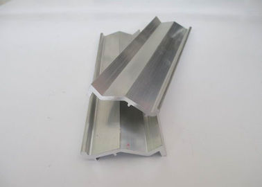 China Windows Frame Aluminium Industrial Profile Preciously Cutting 0.7-10 mm Thickness factory