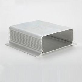China Powder Coated Aluminium Enclosures Box Extruded Housing Milling Deep Process distributor