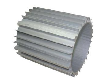 China Professional Aluminum Electric Motor Shell Profile Different Type Eco-Friendly distributor