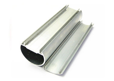 U Channel Aluminum Railing Profiles For Deck , Aluminium Construction Profiles