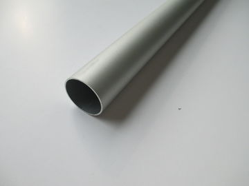 China Collapsible Line Extruded Aluminum Tubing Cladding Pipe For Pharmaceutical factory