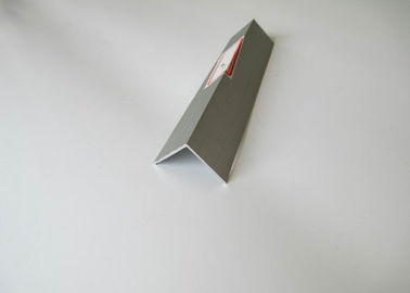 Custom Anodized Aluminium Angle  Profiles , Aluminium Corner Profiles