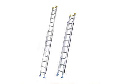 China Straight Custom Extruded Aluminum Telescopic Ladders For Electric Lights Installment factory