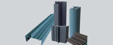China Aluminium Window Frame , Powder Coating , Alloy 6063 Aluminium Window Extrusions distributor