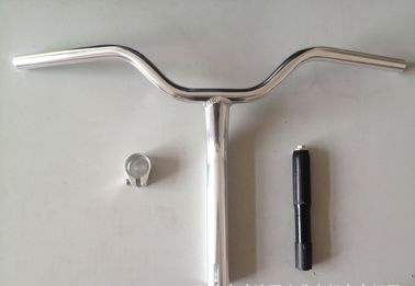 China Zinc plated Bending and Welding Aluminum Parts for Bike Accessories factory