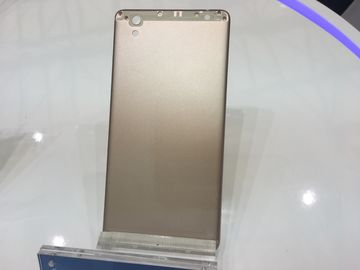 China Metal Cell Phone Cases Serving Aluminium Extruded Profiles For Samsung Sony Huawei factory