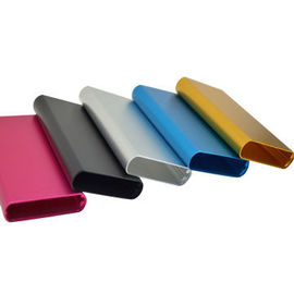 China 6063 T5 Color Anodized Aluminium Extruded Profiles For Enclosures Electronic Products distributor