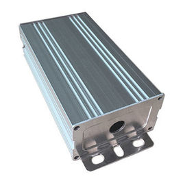 China 50x29mm Metal Aluminum U Channel Extrusions , Led Aluminum Extrusion Driver Enclosure distributor