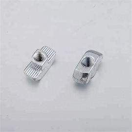 China 40 Series 10 Zinc Plated Steel T Slot Nuts M4 M5 M6 M8 Hammer Nut Long Life distributor