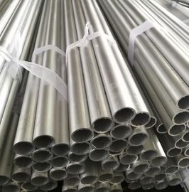 China Customized Clear Anodizing Aluminium Round Tube With Large Size Diameter distributor