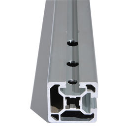 China 6063 T Slot Aluminium Extrusion , T Slot Aluminum Profile Assembly Line distributor