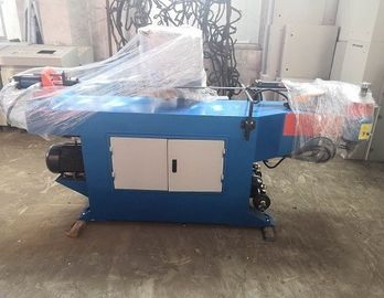 China Hand Operated Semi Automatic Nc Hydraulic Tube Bender Manual Pipe Bending distributor