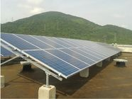 Extruded Aluminum Profiles Aluminium Solar Panel Frame For Ground Solar Mounting System
